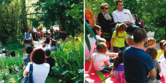 'Invasati, tutti pazzi per i fiori': appuntamento al civico orto botanico (© Comune di Trieste)