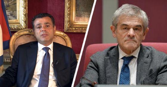 Mauro Laus e Sergio Chiamparino