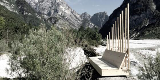 Meduno, progettisti Under35 da tutta Italia per valorizzare l'area di decollo di monte Valinis (© Diario di Pordenone)
