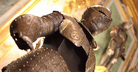 Armatura seicentesca di Alessio Maurizio dei conti di San Martino di Parella