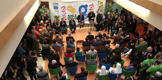 Aviano, è stata inaugurata la nuova Area Giovani del Cro (© Istituto Nazionale Tumori IRCCS CRO Aviano)