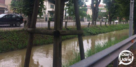 Udine: ritrovato il cadavere di un uomo nel Ledra