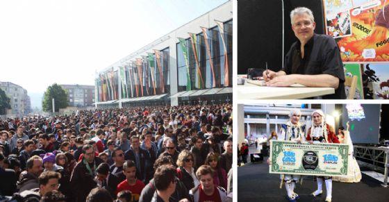 Torino Comics, si avvicina l'inaugurazione della 24esima edizione (© Torino Comics)