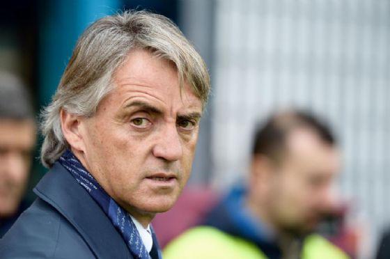 Roberto Mancini, candidato numero uno alla panchina della Nazionale