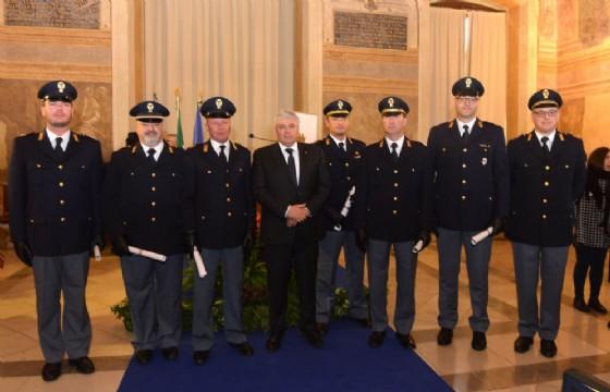 Celebrato a Udine il 166° anniversario della fondazione della Polizia di Stato