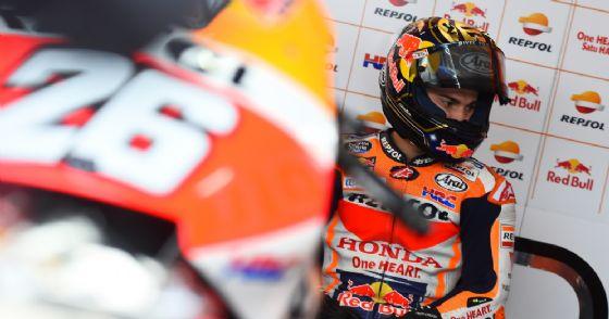 MotoGP. Operazione al polso per Pedrosa [AGGIORNATO]