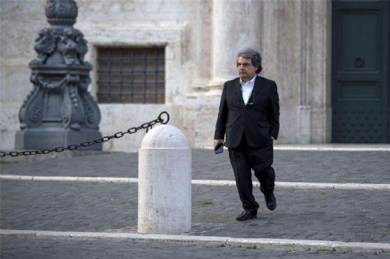 Il capogruppo di Forza Italia alla Camera Renato Brunetta