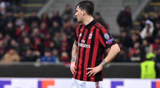 Alessio Romagnoli, difensore del Milan