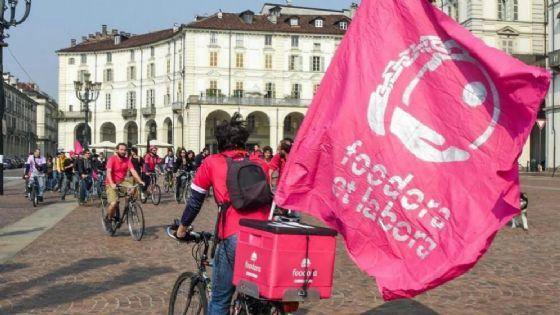 I food-riders sono dei lavoratori autonomi