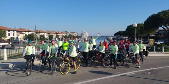 """Ciclismo, """"Grado 2 Salzburg Bike Tour"""": la partenza del gruppo sabato 7 aprile"""
