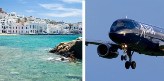 Fvg e Grecia di nuovo collegati: charter settimanale con l'isola di Chios (© Astra)