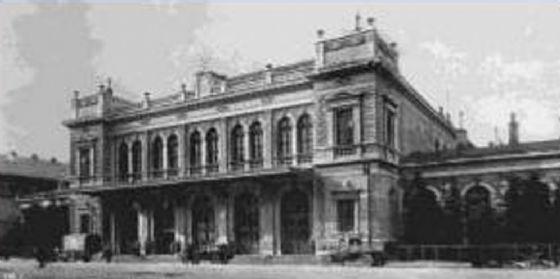 L'architettura delle stazioni nelle città di frontiera: conferenza a Trieste (© Comune di Trieste)