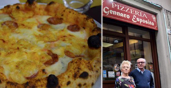 Pizzeria Gennaro Esposito di via Passalacqua (© Diario di Torino)