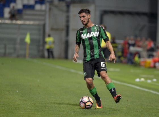 Matteo Politano, attaccante del Sassuolo