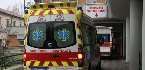 Incidente stradale a Spilimbergo: un ferito (© Diario di Pordenone)