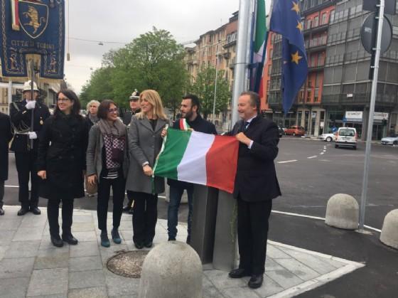 Intitolazione del Ponte Unione Europea