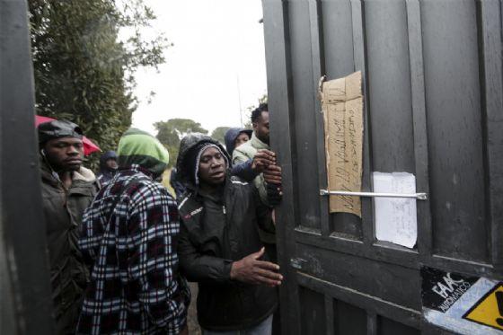 Migranti a Roma