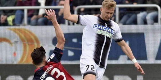 L'Udinese perde anche a Cagliari: nona sconfitta consecutiva