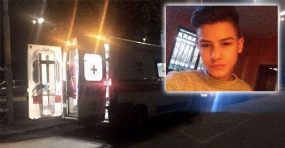 La vittima si chiama Mattia Moro (© Croce Rossa)