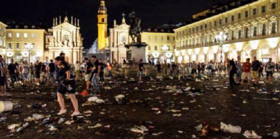 Caos in piazza San Carlo per la finale di Champions: le indagini portano in Friuli