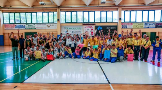 Torneo di basket Città di Biella il 21 e 22 aprile, presso la palestra Rivetti di Biella