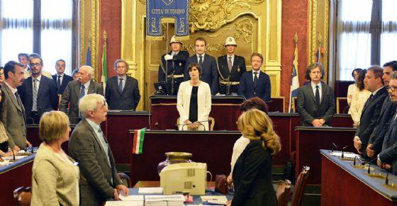 Il Consiglio comunale in Sala Rossa (© ANSA)