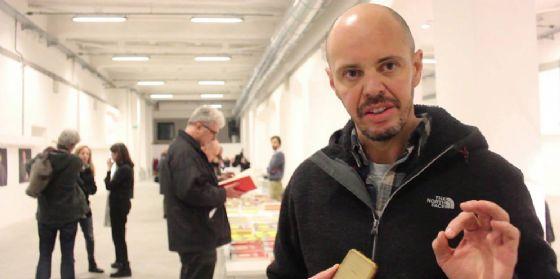 Fabio Geda, premio Grinzane Cavour e finalista premio Strega, sarà a Pordenone (© Fabio Geda)