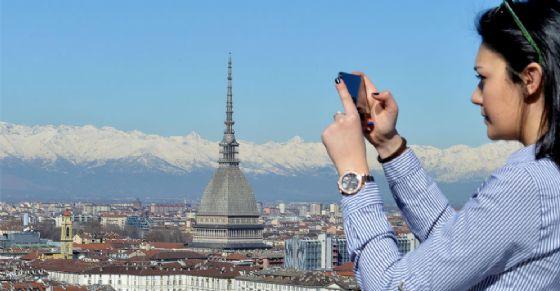 Meteo a Torino (© ANSA)