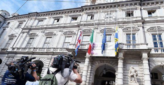 Palazzo Civico, sede del Comune di Torino (© ANSA)