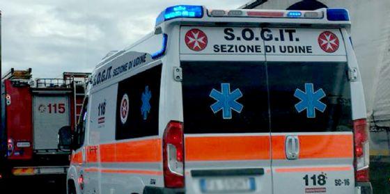 Scontro tra due auto a Morsano al Tagliamento: quattro feriti