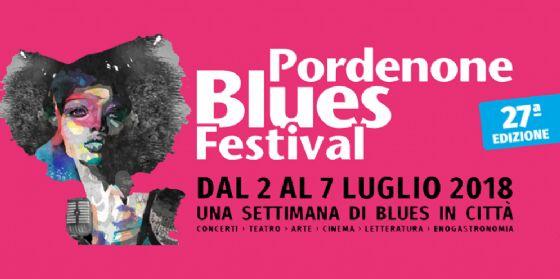 Pordenone Blues Festival: i primi nomi del cast della 27esima edizione (© Pordenone Blues Festival)