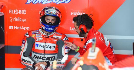 Colpo di scena: Dovizioso rifiuta l'offerta Ducati!