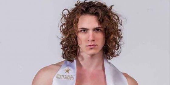 Uno dei concorrenti di Mister Italia al concorso Mister Model Int. a Miami (USA) e che si è piazzato al 2° posto assoluto vincendo anche il titolo di 'Best European Model'