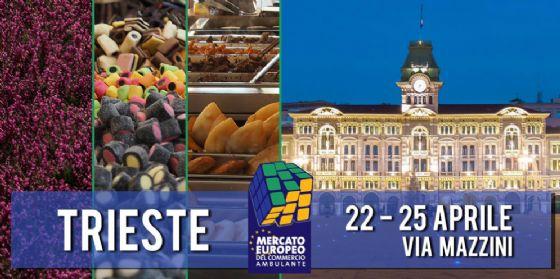 I gusti e i profumi di 'Piazza Europa' arrivano a Trieste (© Fiva)