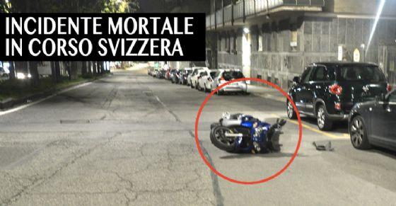 Scooter finisce contro la banchina alberata: conducente morto sul colpo