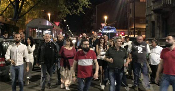 La passeggiata nel quartiere Barriera di Milano