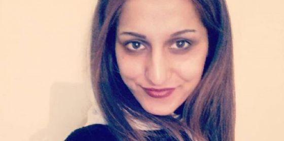 Sana Cheema, la pachistana uccisa dal padre e dal fratello perchè avrebbe voluto sposare un italiano, in una foto tratta dal suo profilo Instagram