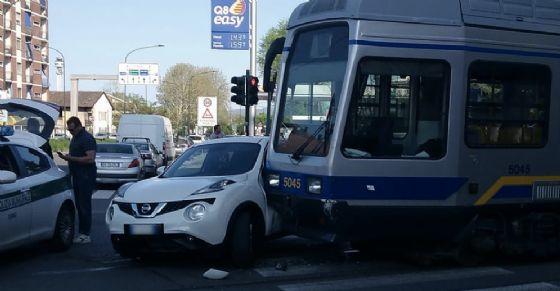 L'incidente in piazza Stampalia