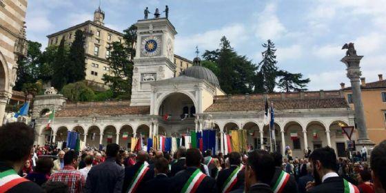 25 aprile, il sindaco di Udine ricorda partigiani, alleati e infoibati