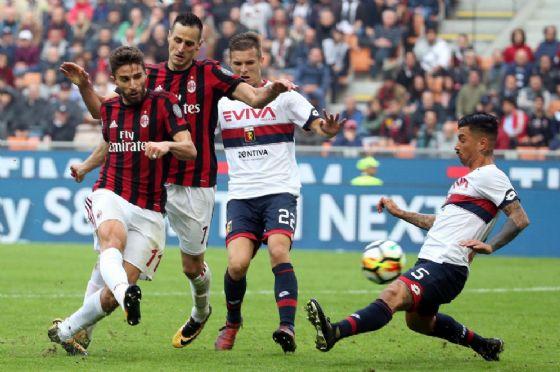 Fabio Borini, prima stagione al Milan