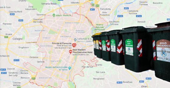 La raccolta differenziata porta a porta arriva a Torino