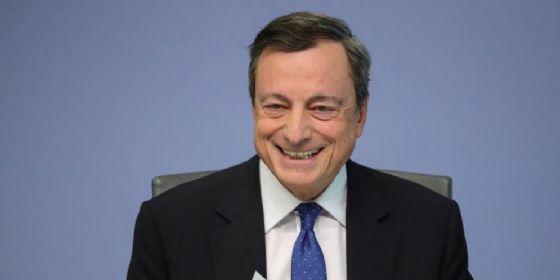 Mario Draghi, Governatore della Banca Centrale Europea