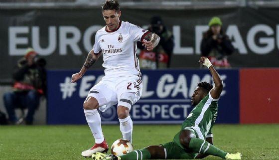 Milan, Biglia tenta il recupero: