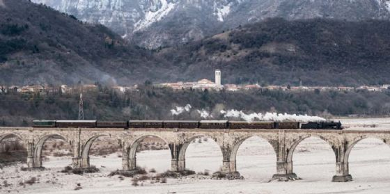 Ferrovia Sacile-Gemona: il Comitato Pendolari Alto Friuli fa appello ai candidati Presidente FVG (© Foto Danilo Rommel)