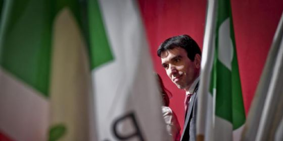 Maurizio Martina, Segretario reggente del Partito Democratico
