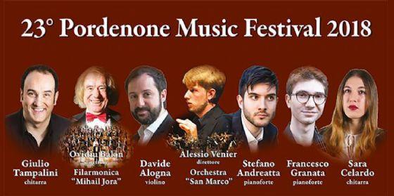 Pordenone Music festival si fa in 3, al via la sezione primaverile (© Pordenone Music festival)
