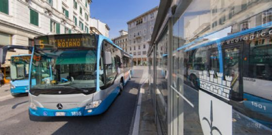Trieste Trasporti potenzia i collegamenti fra il centro città e il bivio di Miramare (© Trieste Trasporti | sito)