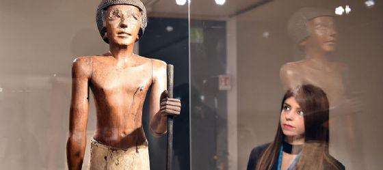 Primo maggio al Museo Egizio di Torino: «Il lavoro nell'Egitto faraonico»