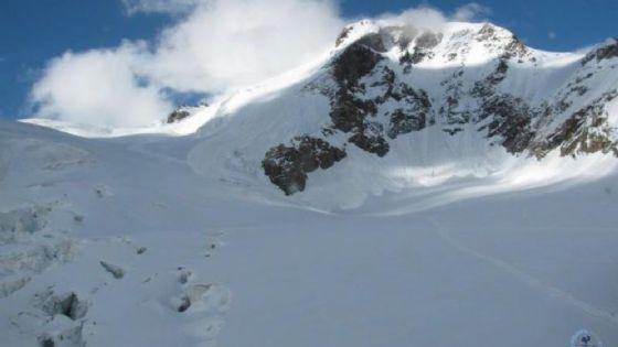 Escursionista russa dispersa sul Monte rosa