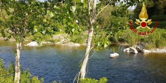 Isonzo, trovato un altro cadavere lungo il fiume in località Turriaco (© Vigili del fuoco)